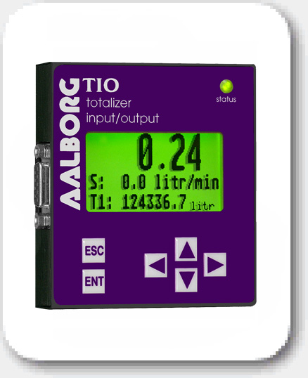 TIO Totalizer Input/Output