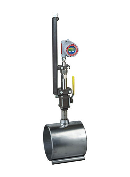 Insertion Vortex Flow Meters [iVX]